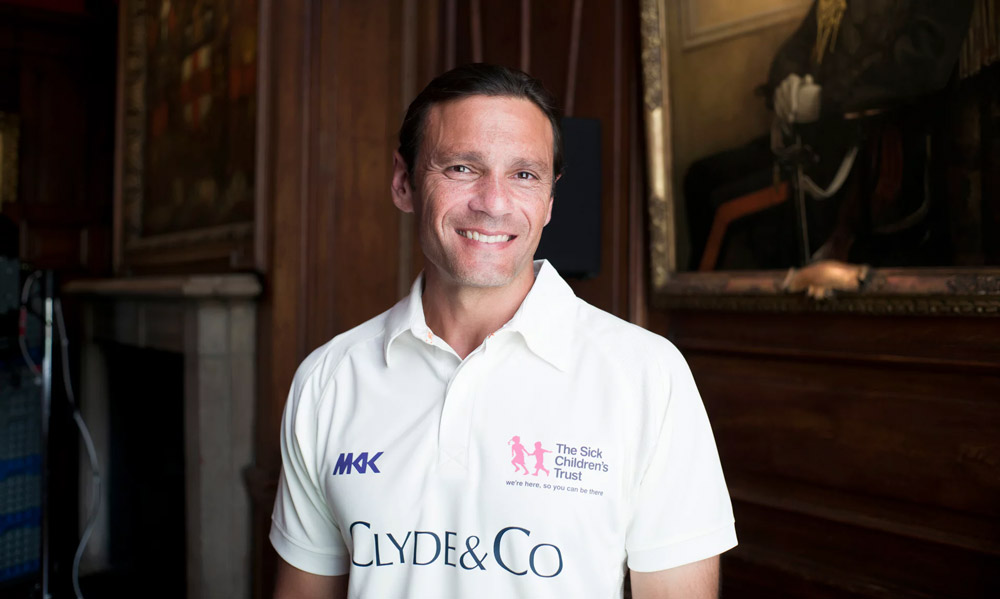 afd2d986e8c Mark Ramprakash is looking forward to touring Bangladesh and helping to  grow the game there. Photograph  Graeme Robertson for the Guardian