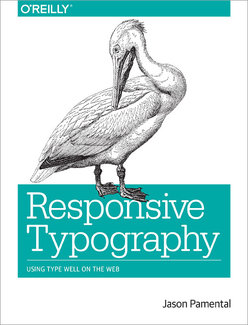 Responsive Typography book cover