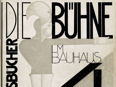 Snippet of a Bauhaus-era design